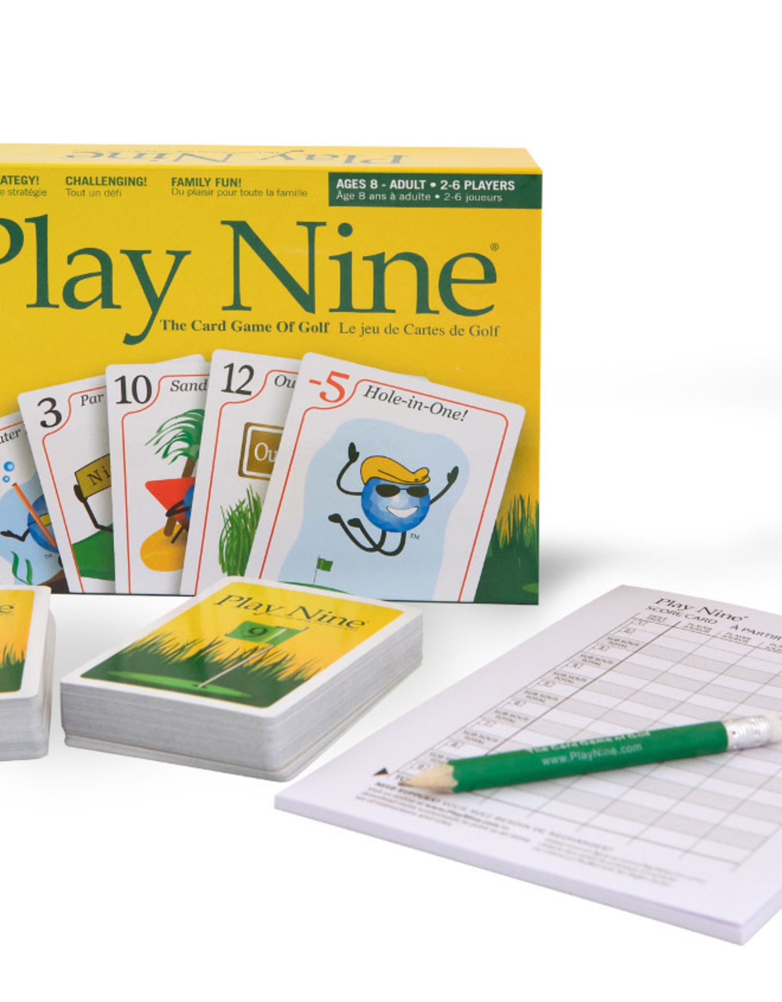 Bonfit America Play Nine