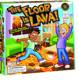 Continuum Games The Floor is Lava