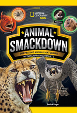 National Geographic Kids (NGK) NGK Animal Smackdown