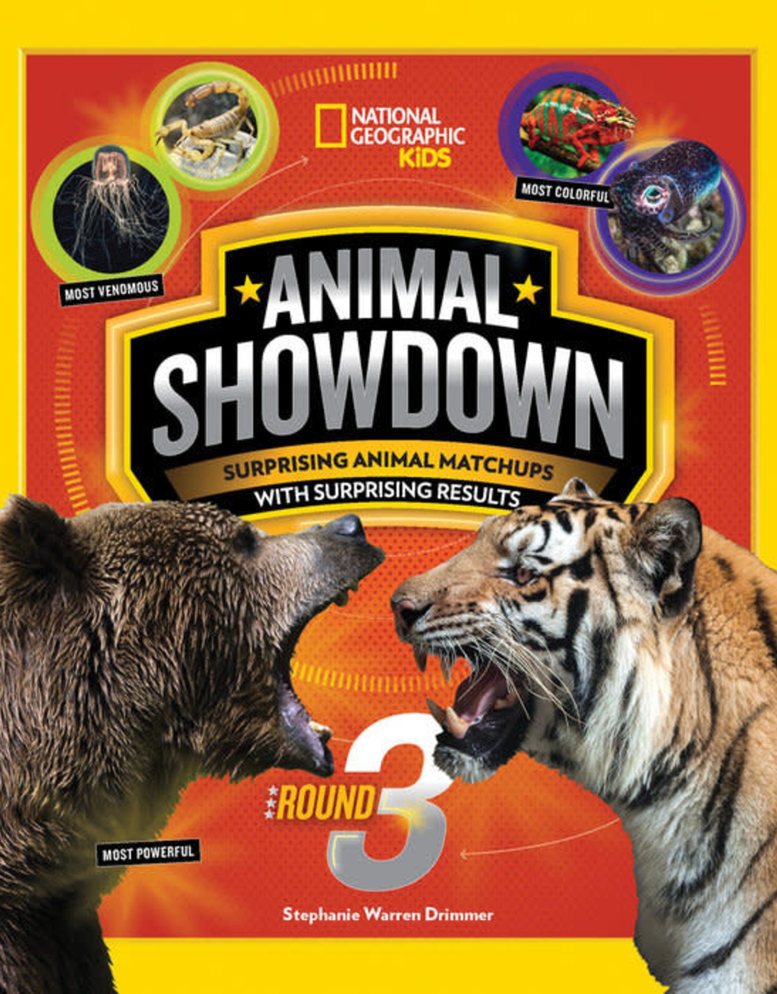 National Geographic Kids (NGK) NGK Animal Showdown Round 3