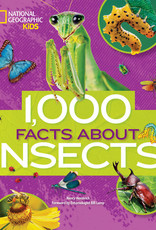 National Geographic Kids (NGK) NGK 1000 Facts About Insects