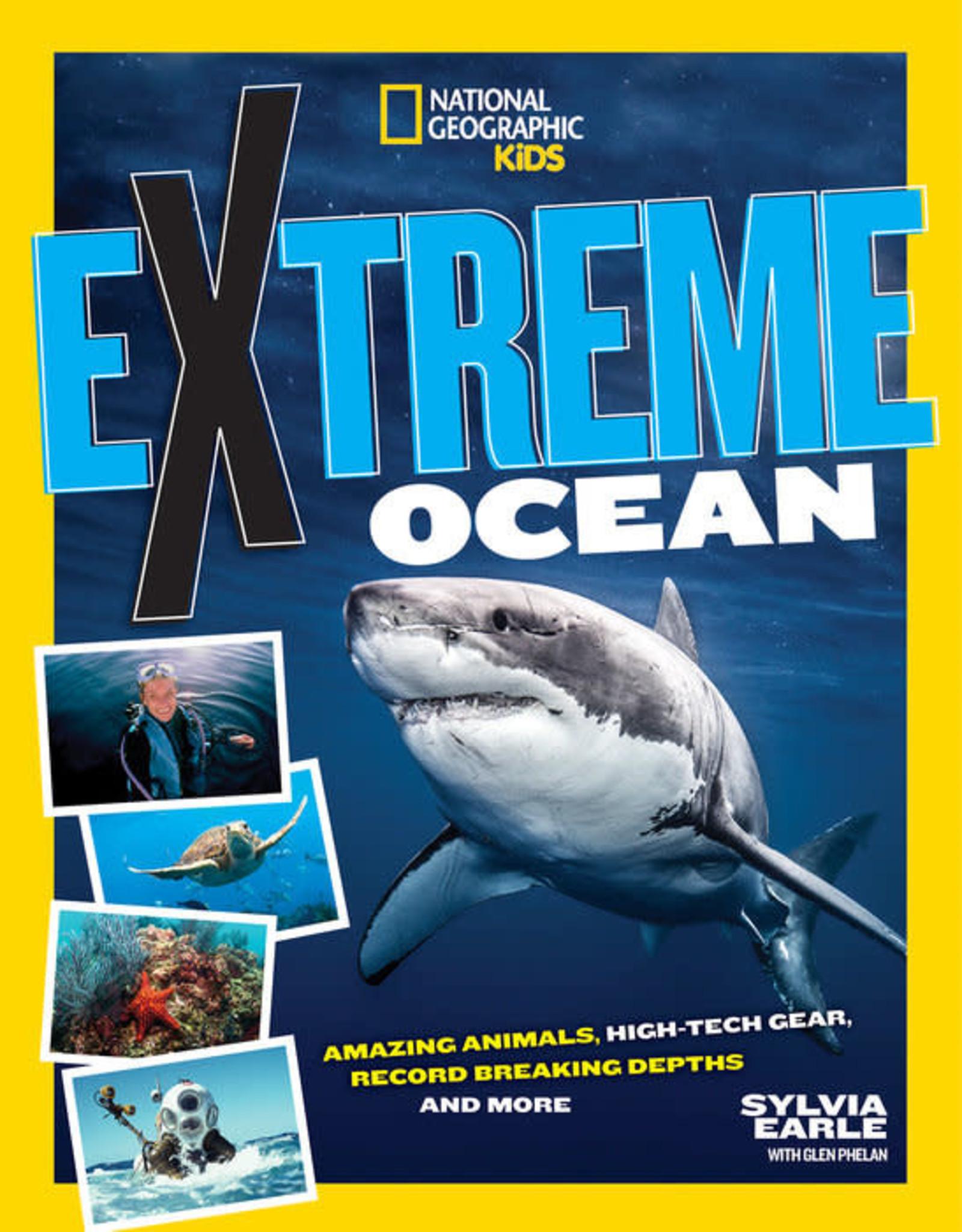 National Geographic Kids (NGK) NGK Extreme Ocean