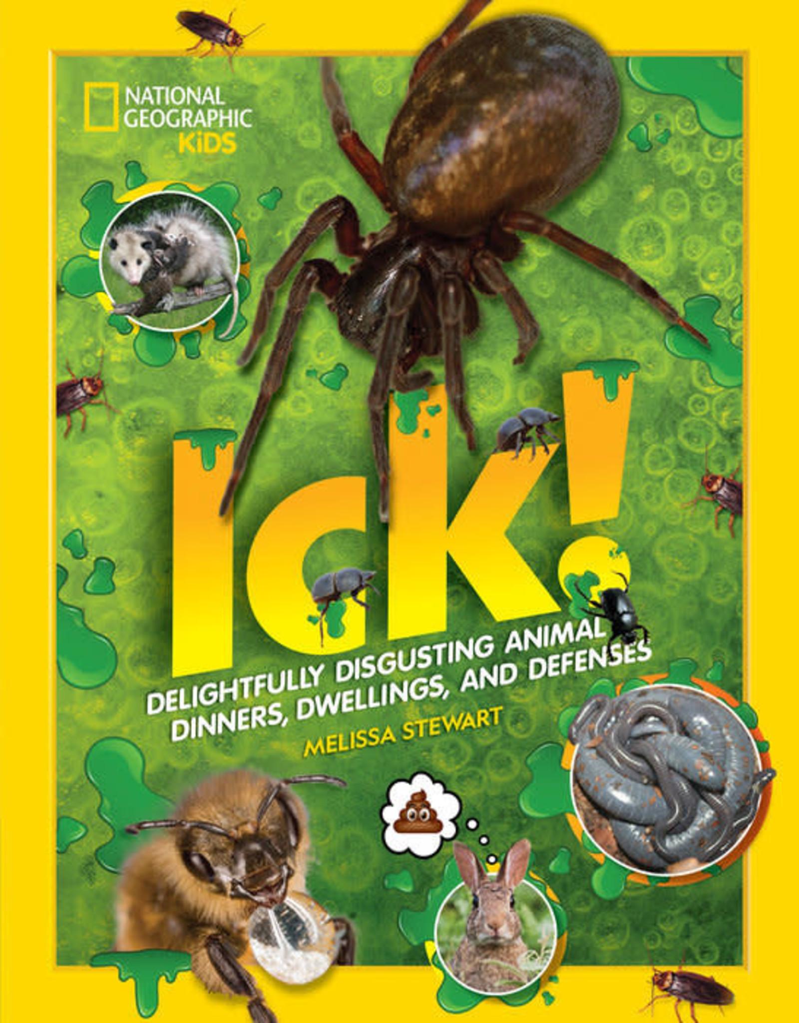 National Geographic Kids (NGK) NGK Ick