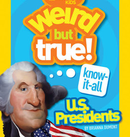 National Geographic Kids (NGK) NGK Weird But True US Presidents