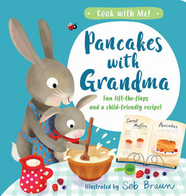 Penguin Random House Pancakes with Grandma