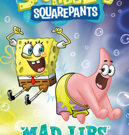 Mad Libs Mad Libs Spongebob Squarepants