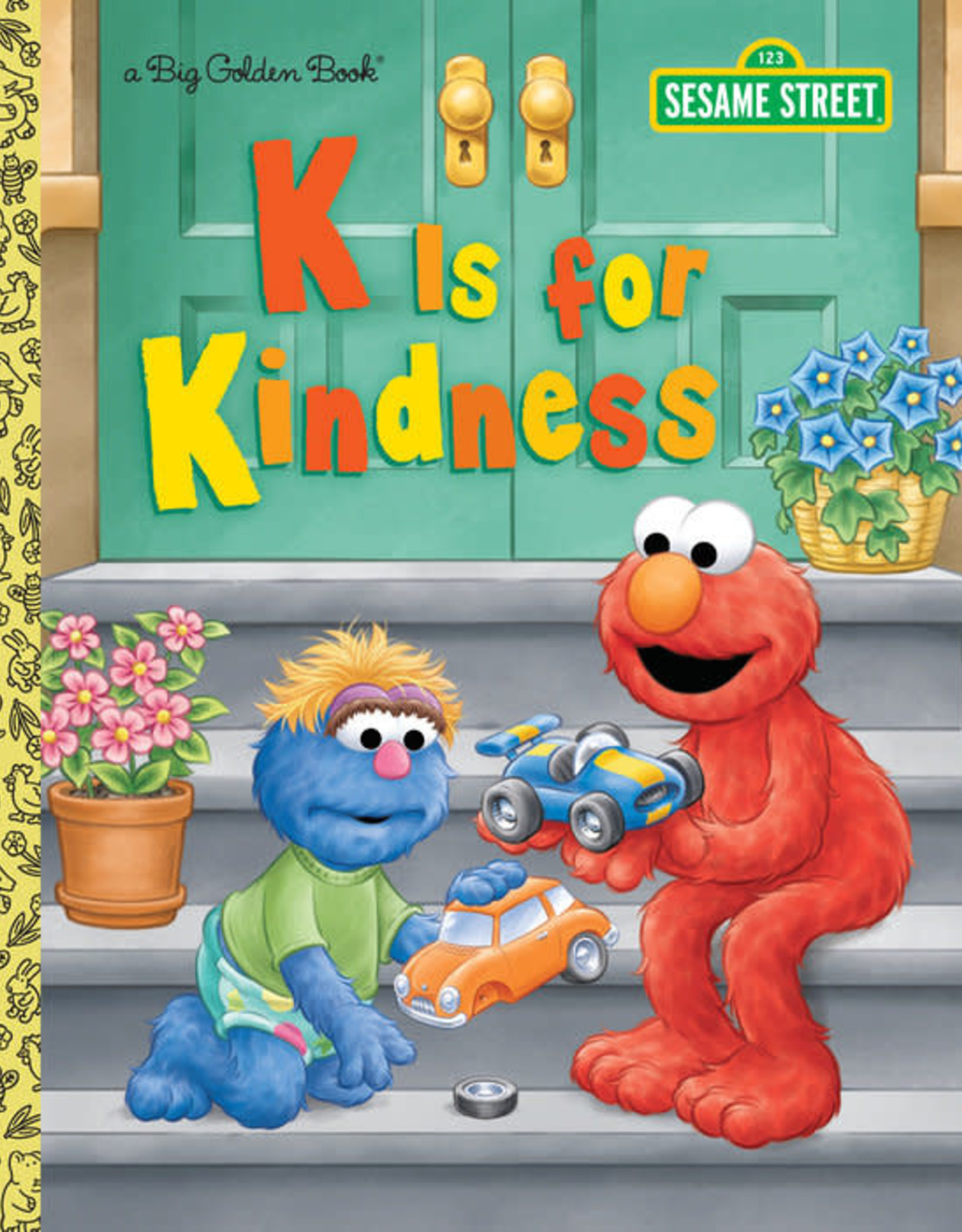 K is for Kindness Sesame Street