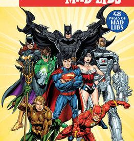 Mad Libs Mad Libs DC Comics Super Hero