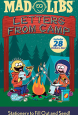 Mad Libs Mad Libs Letters from Camp