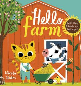 Nicola Slater Hello Farm