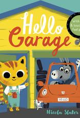 Nicola Slater Hello Garage