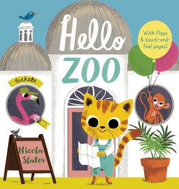 Nicola Slater Hello Zoo