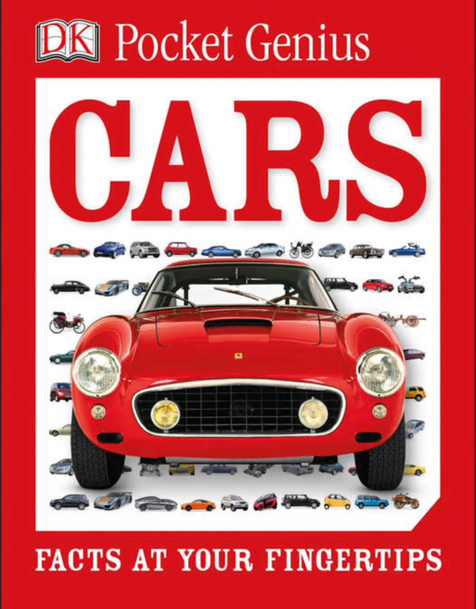 DK Pocket Genius Cars