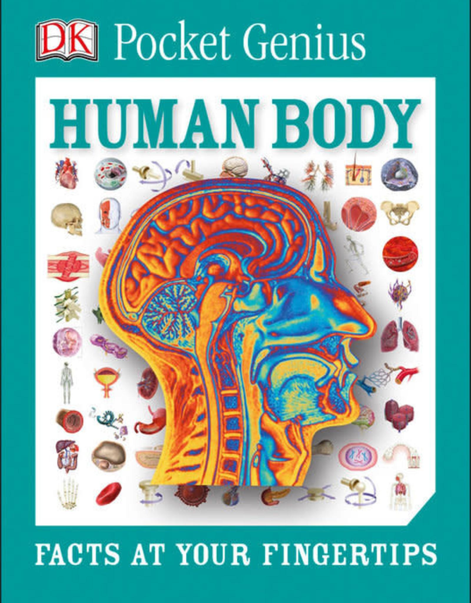 DK Pocket Genius Human Body
