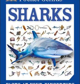 DK Pocket Genius Sharks