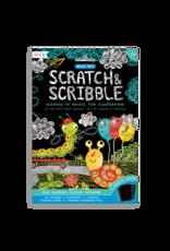 Ooly Scratch Art Mini BUG BUDDIES