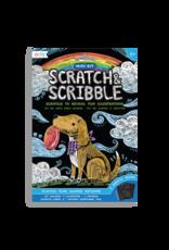 Ooly Scratch Art Mini Playful Pups