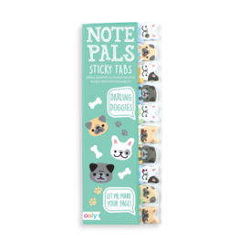 Ooly Note Pals Sticky Tabs - Darling Doggies