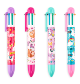 Ooly 1 Pen Six Click Funtastic Friends