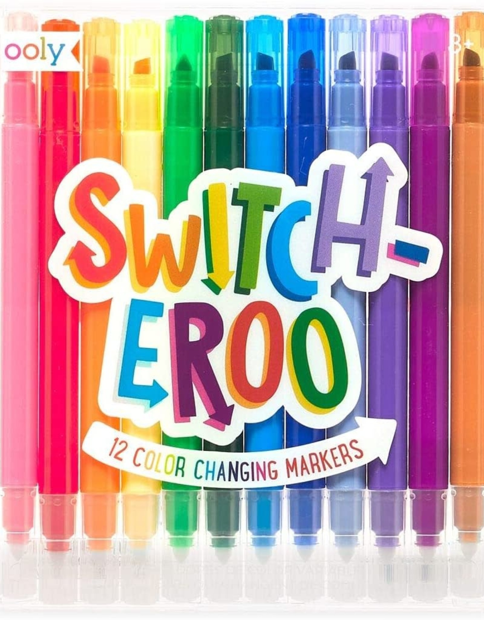 Ooly Markers Switch-eroo! Color-Changing