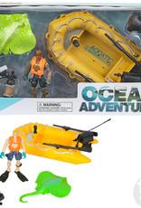 Adventure Planet 5 PC AQUATIC EXPLORER SET