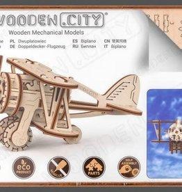 Wooden.City WoodenCity Biplane