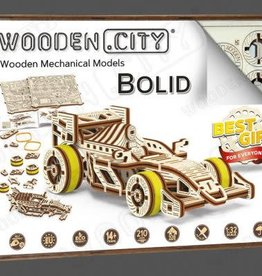 Wooden.City WoodenCity Bolid