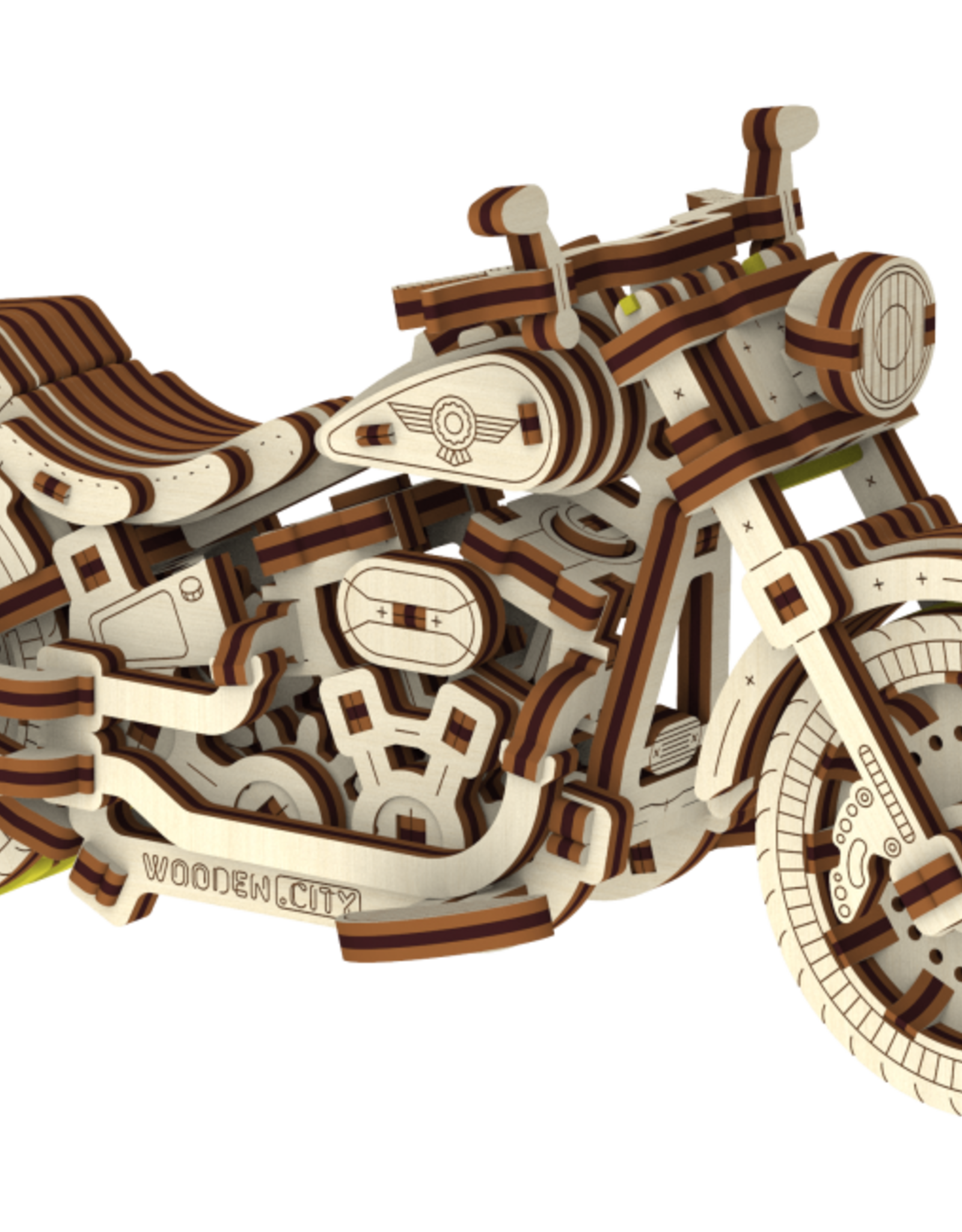 Wooden.City WoodenCity Cruiser V-Twin