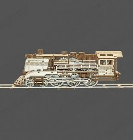 Wooden.City WoodenCity Express With Rails