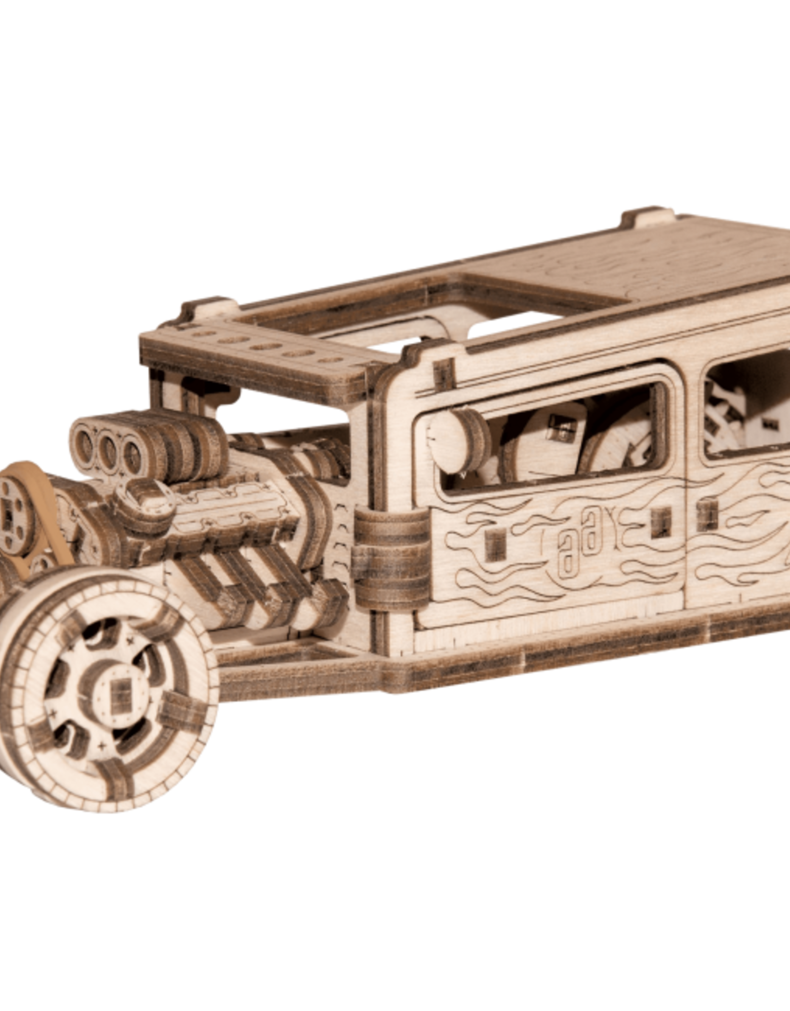 Wooden.City WoodenCity Hot Rod