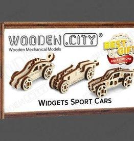 Wooden.City WoodenCity Sports Car Widgets