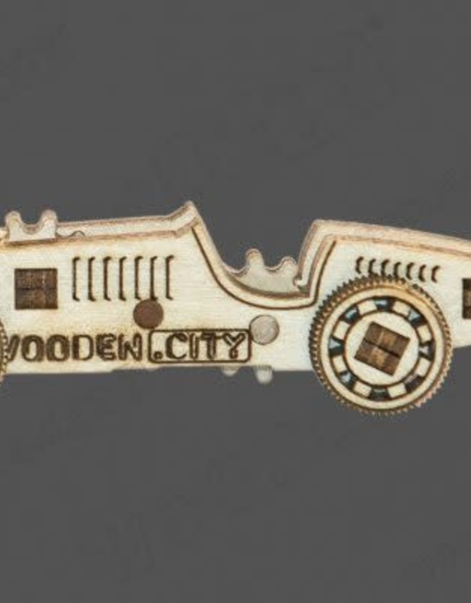 Wooden.City WoodenCity Widgets Sports Cars