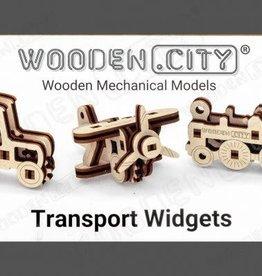 Wooden.City WoodenCity Transport Widgets