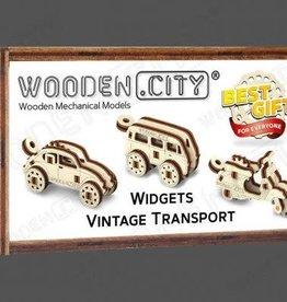 Wooden.City WoodenCity Vintage Transport Widgets