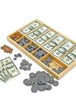 Melissa & Doug MD Play Money Set