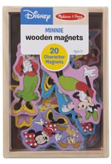 Melissa & Doug MD Minnie Wooden Magnets