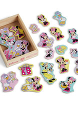 Melissa & Doug MD Minnie Wooden Magnets