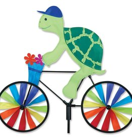 Premier Ground Spinner Turtle on Bike
