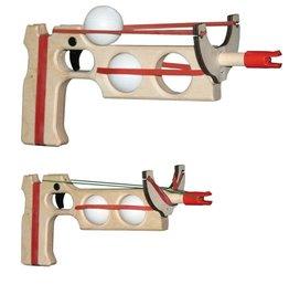 Magnum 12 Gun Ping Pong Rubber Band Combo