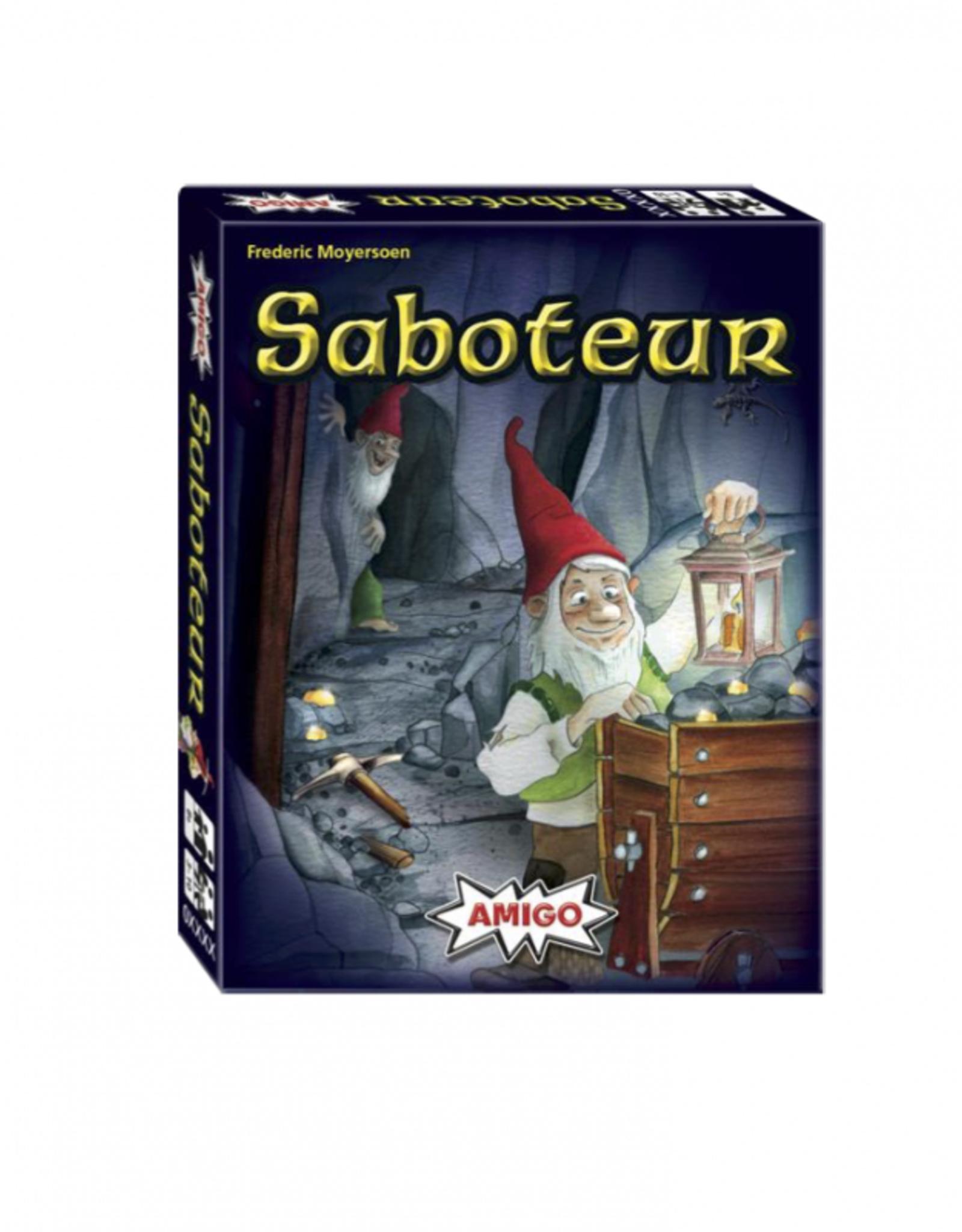 Amigo Games Saboteur Game