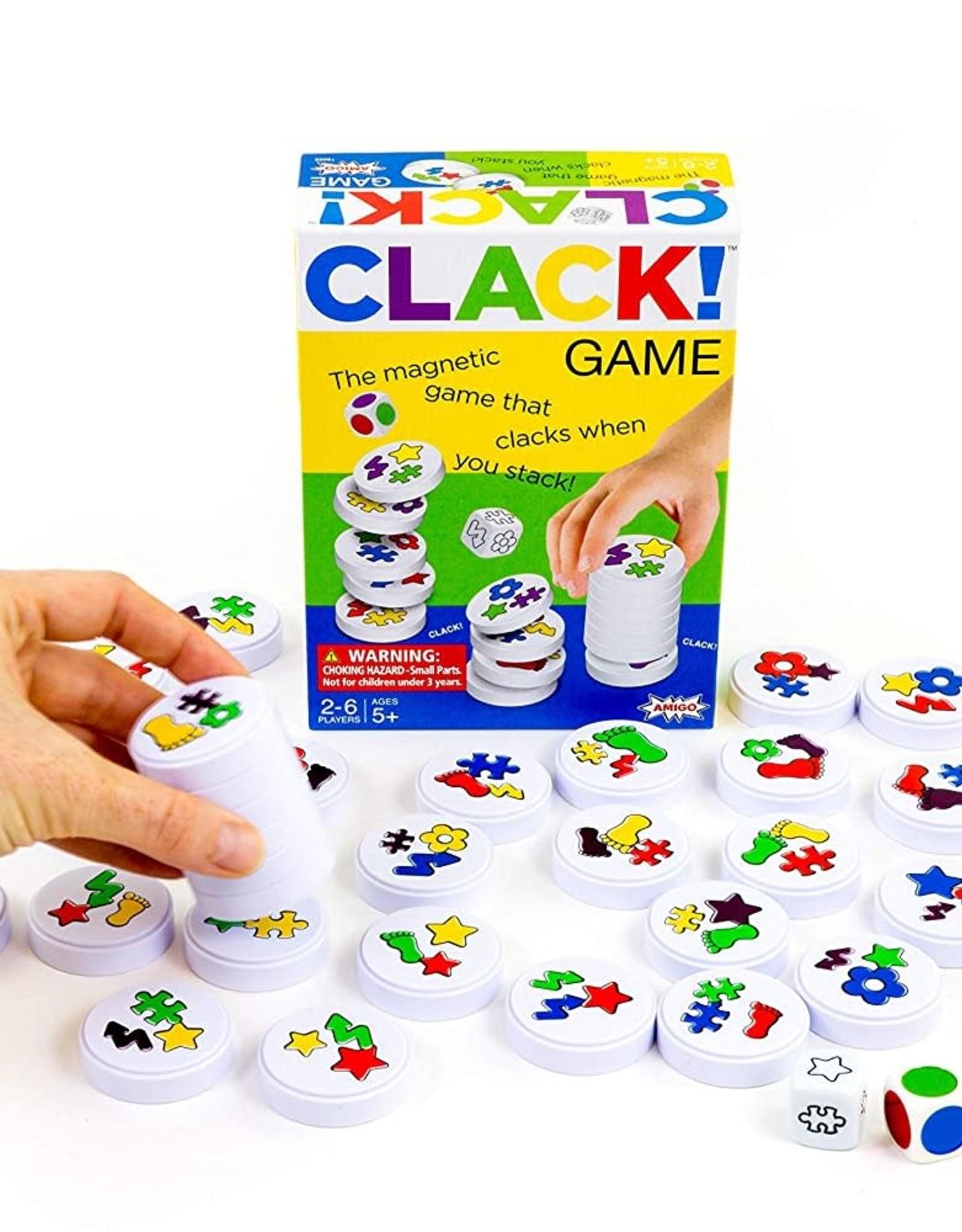 Amigo Games Clack Game