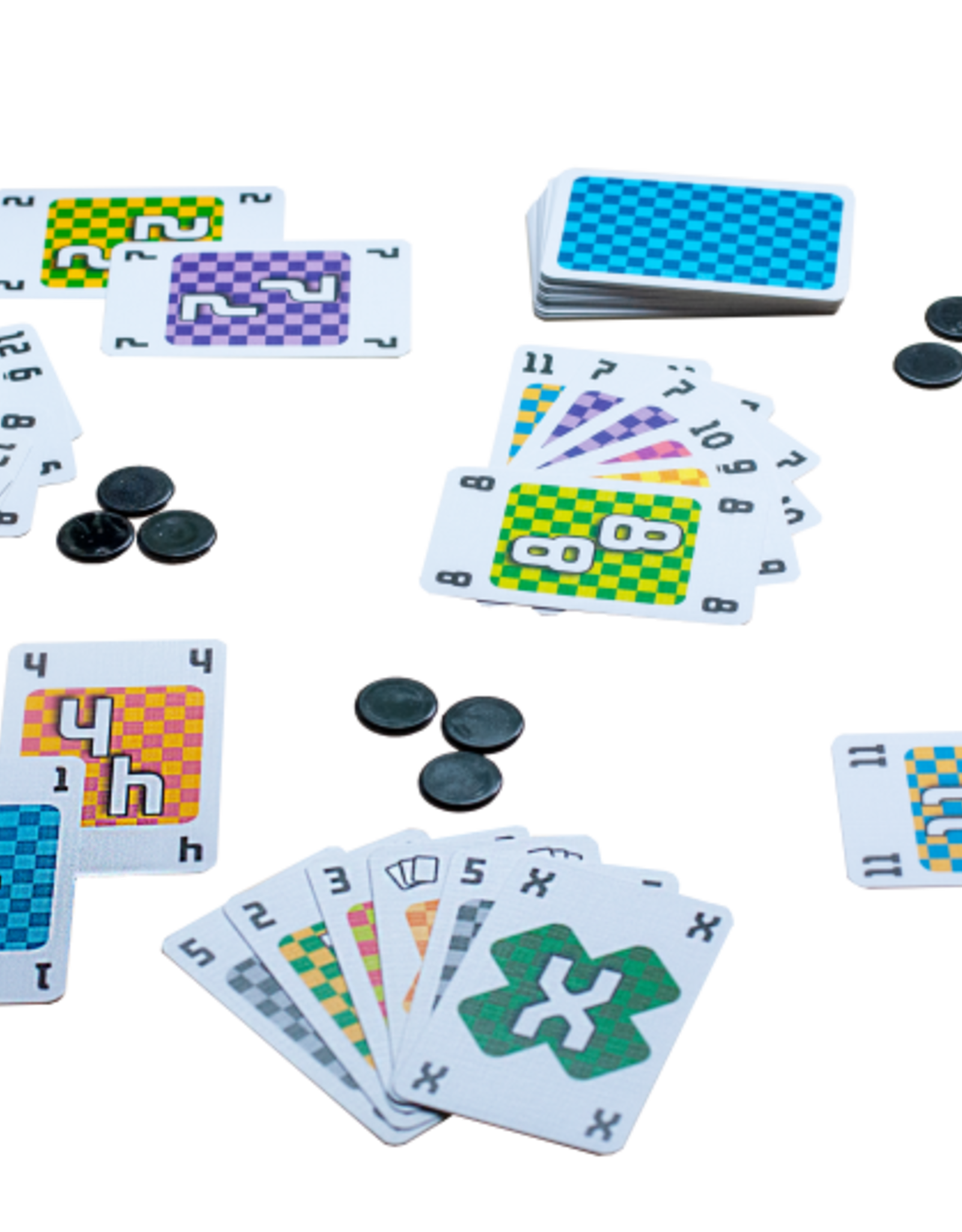 Amigo Games Dealt Card Game