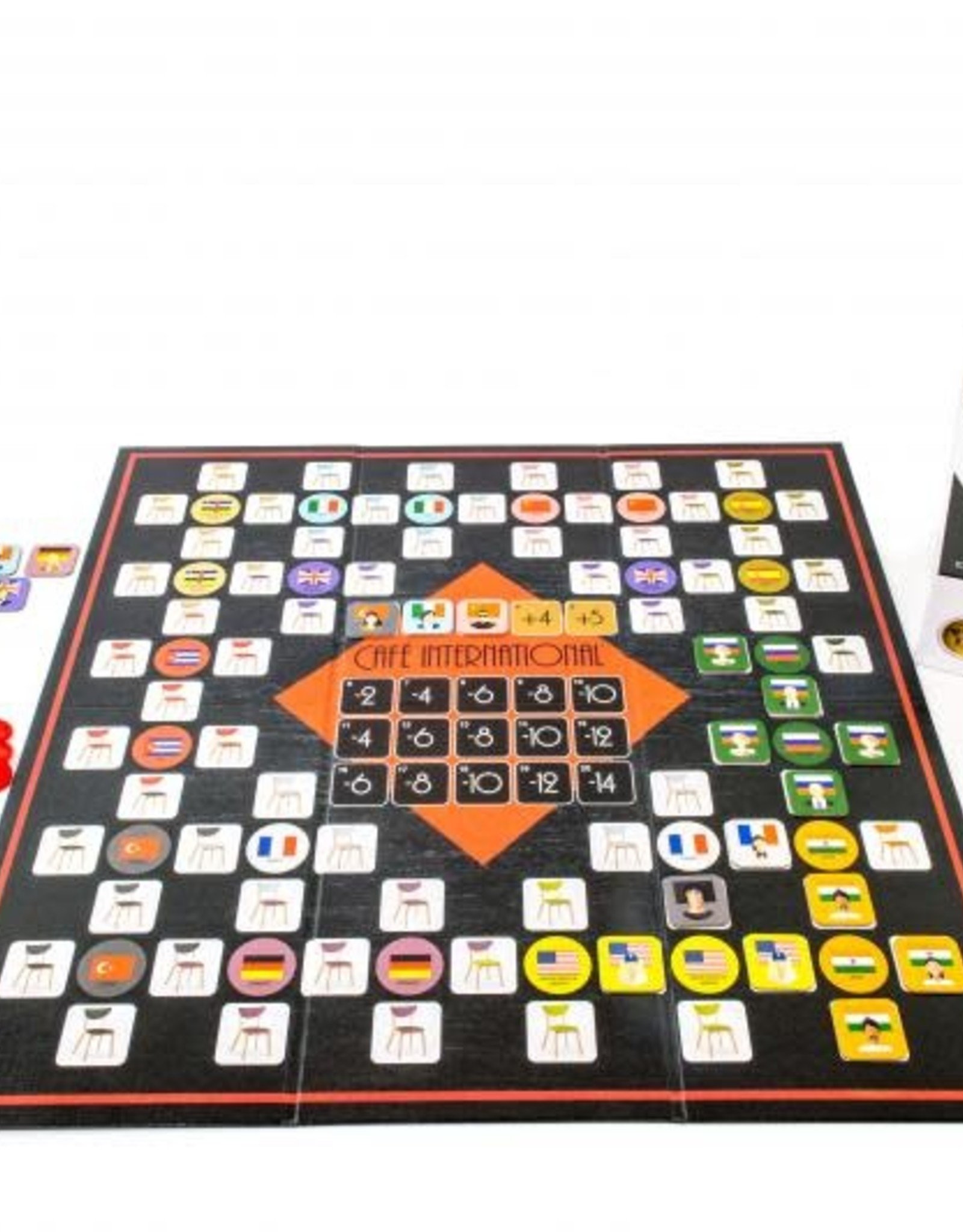 Amigo Games Cafe International Game