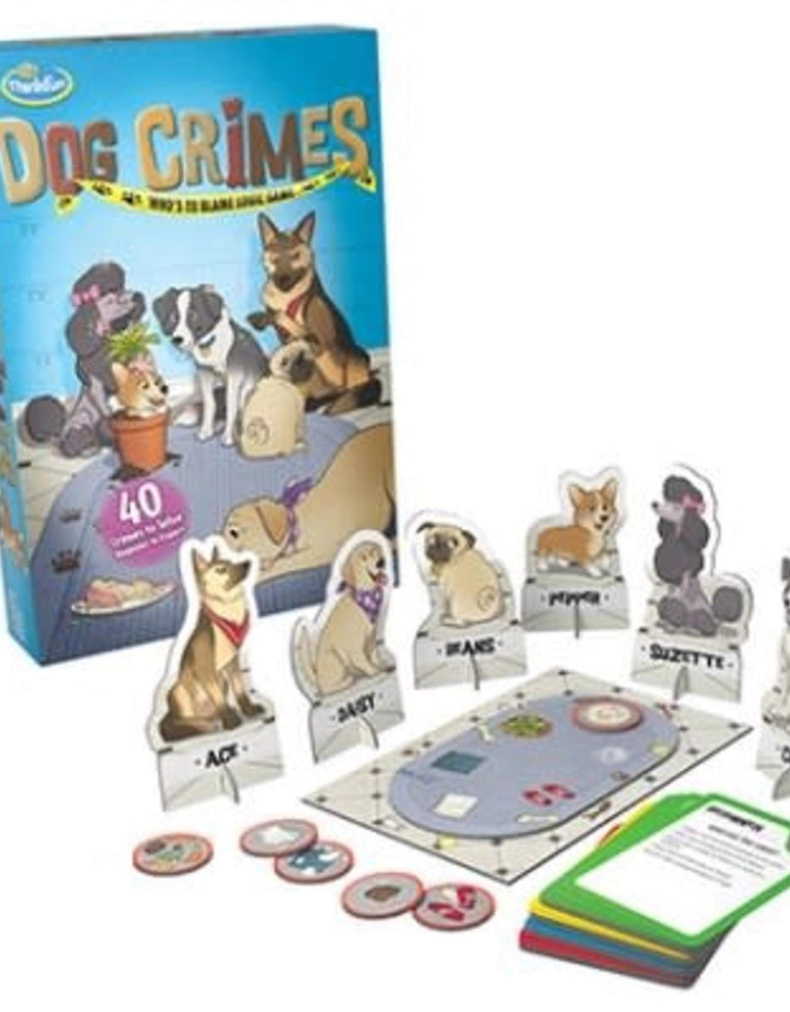 ThinkFun Dog Crimes Game