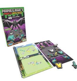 ThinkFun Minecraft Magnetic Travel Puzzle