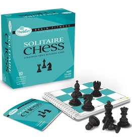 ThinkFun Brain Fitness Solitaire Chess