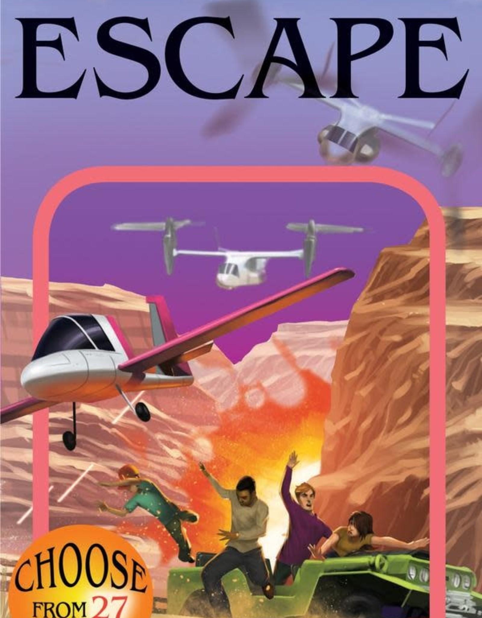 Choose Your Own Adventure CYOA Escape