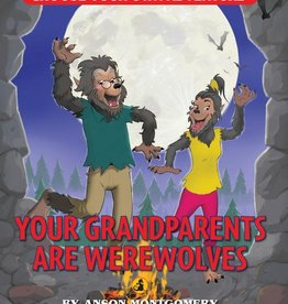 Choose Your Own Adventure CYOA Your Grandparents are Werewolves