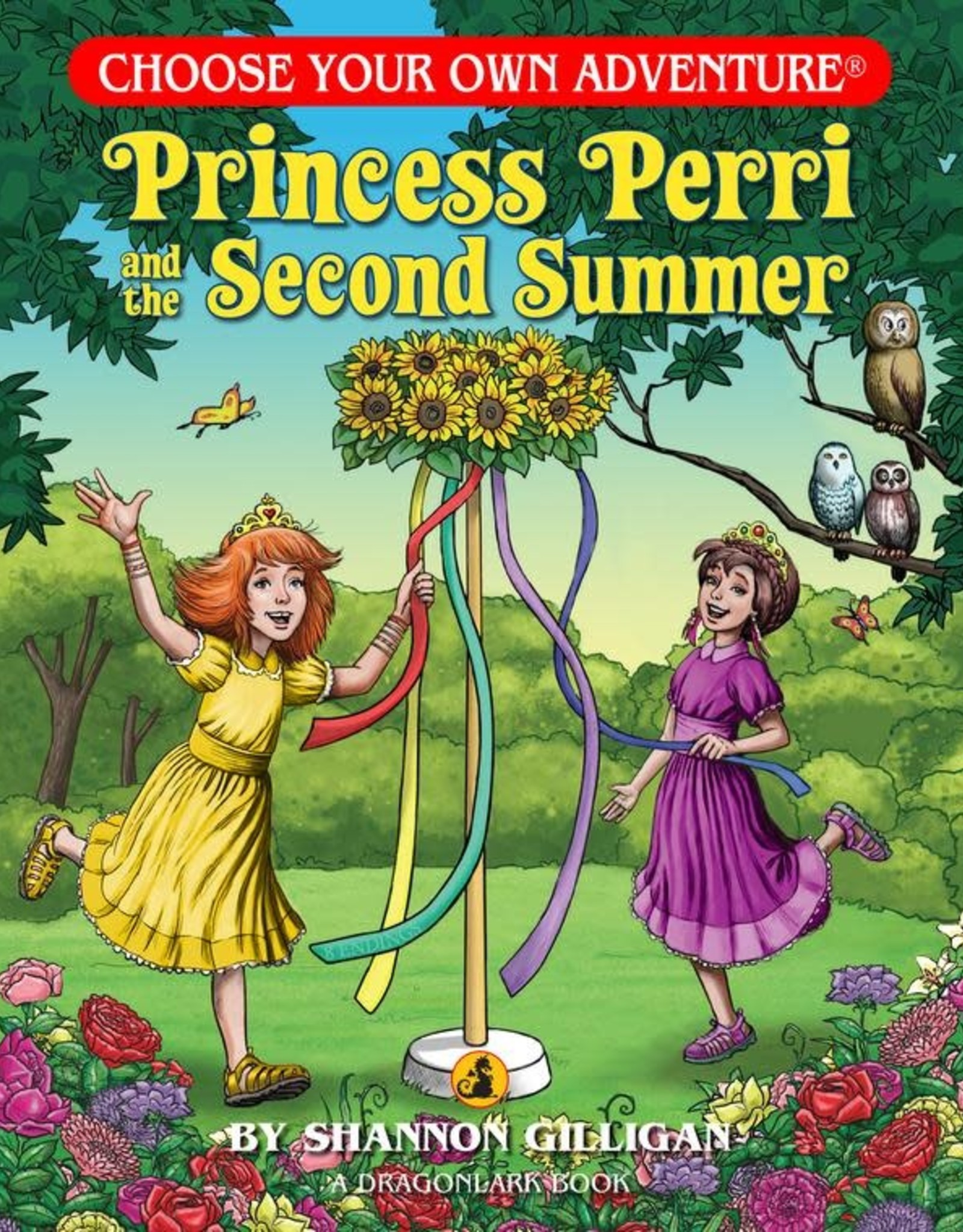 Choose Your Own Adventure CYOA Princess Perri and the Second Summer