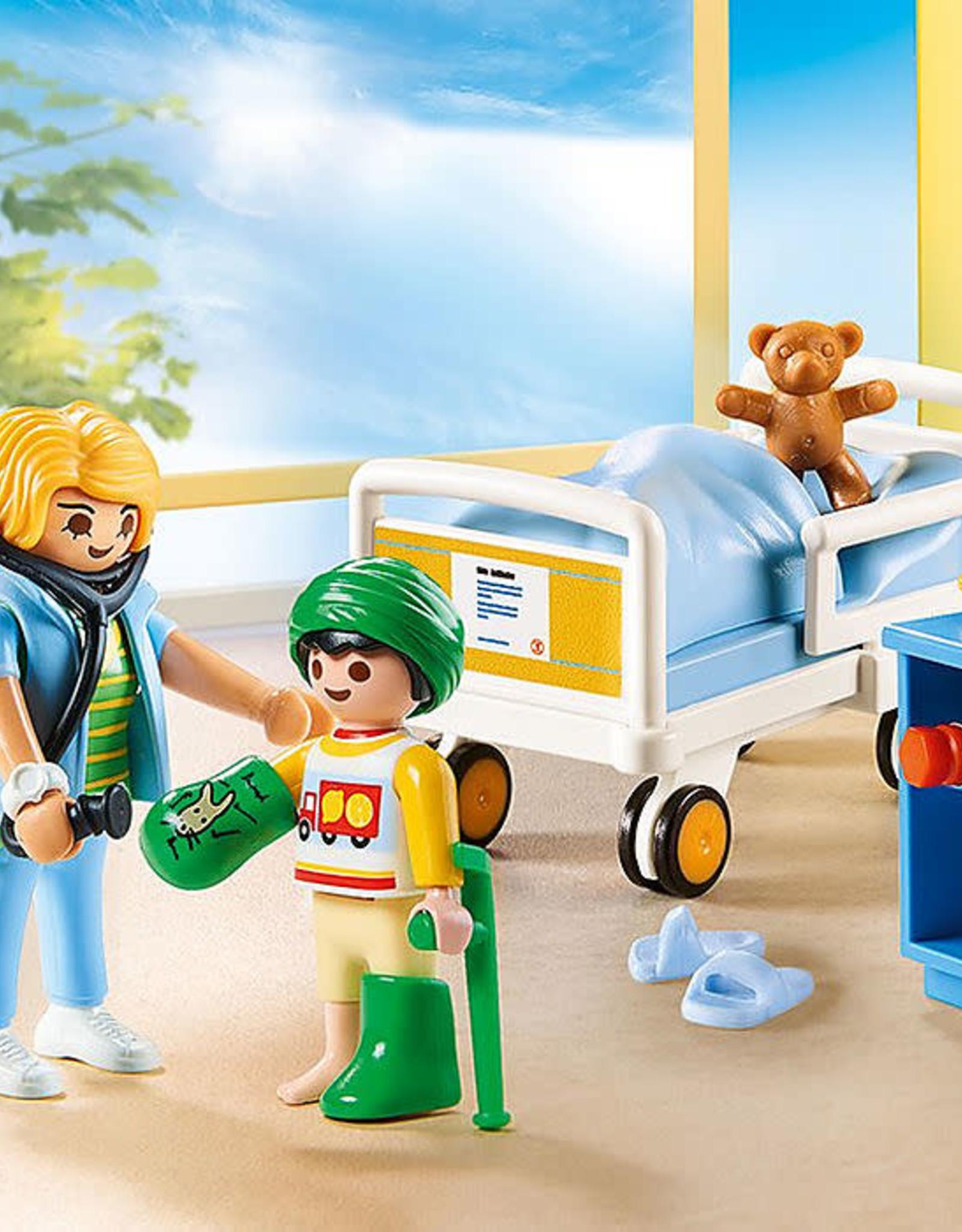 Playmobil PM Children's Hospital Room